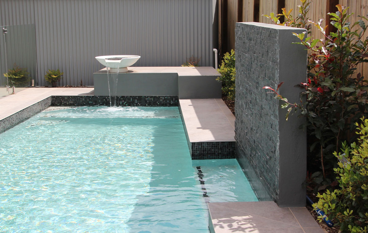 brisbane pool builders porpoise pools landscape design